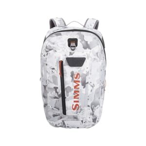 Simms Dry Creek Z. Backpack  35 L. Cloud Camo Grey
