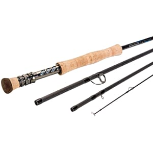 "Edge Fast Action Rod 9 wt 9,0"""" 4pc w/ Rodcase"
